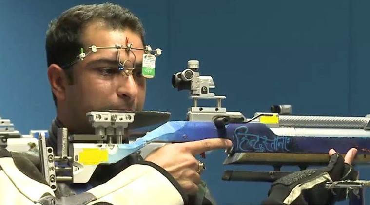 Ravi Kumar finishes fifth in shooting at ISSF World Cup