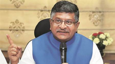 One lakh gram panchayats digitally connected: Ravi Shankar Prasad