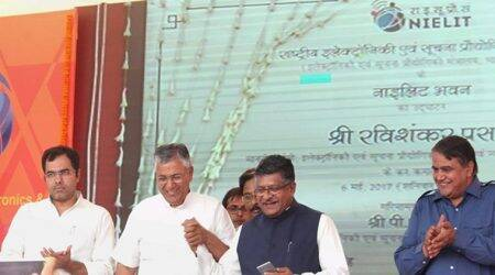 National Cyber Coordination Centre, IT PP Chaudhary, Ministry of Electronics and Information Technology, India news, National news, Latest news