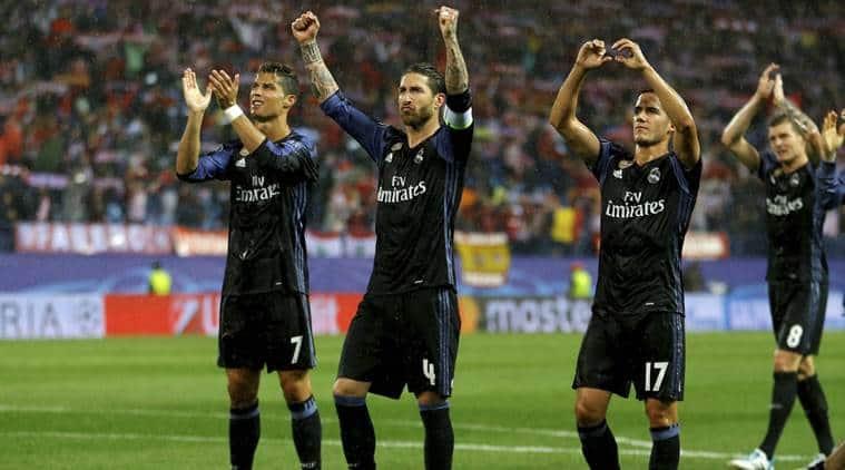 Real Madrid, Real Madrid news, Real Madrid vs Sevilla, Sevilla news, Sevilla Real Madrid, sports news, sports, football news, Football, Indian Express