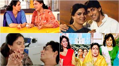 RIP Reema Lagoo: Bollywood's favourite mother who was part of  all our childhoods