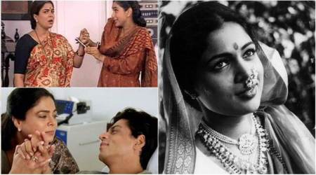 Reema Lagoo dead: Cinema loses the friendly, urban mom