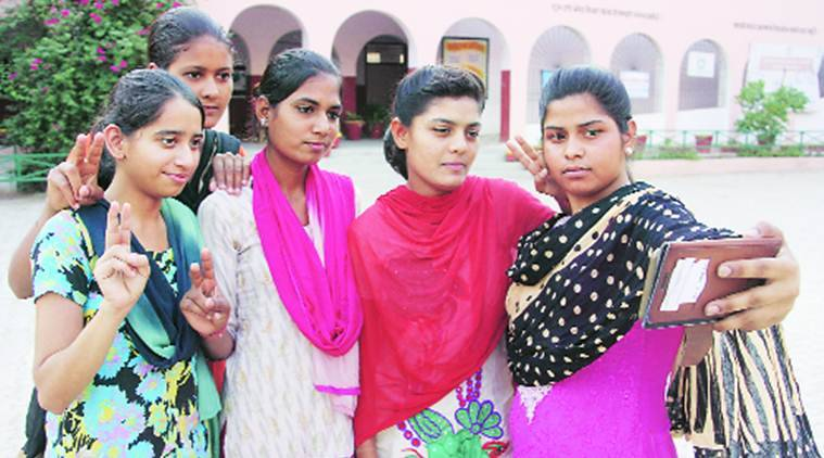 Haryana girls outshine boys in Class 12 boards