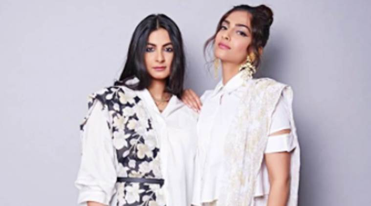 sonam kapoor�s sister rhea kapoor says acting was never
