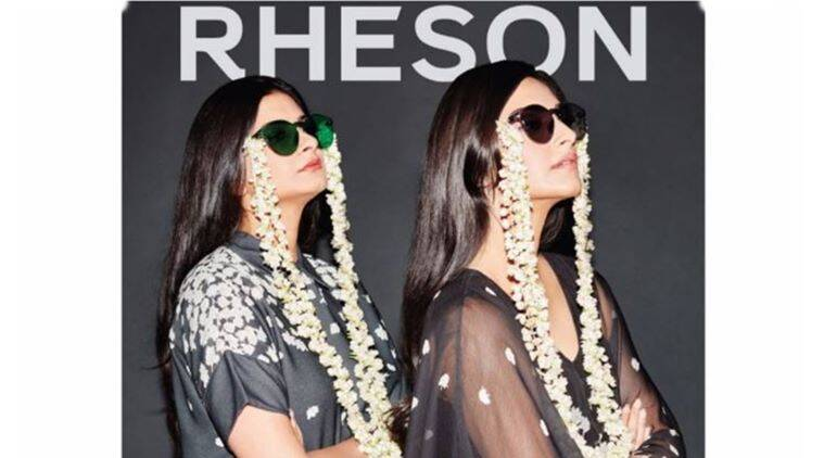 Sonam Kapoor, Rhea kapoor, anil kapoor, Rheson, sonam kapoor fashion statement, sonam fashion brand launch, women empowerment, fashion, latest, latest fashion, lifestyle, indian express news, indian express news