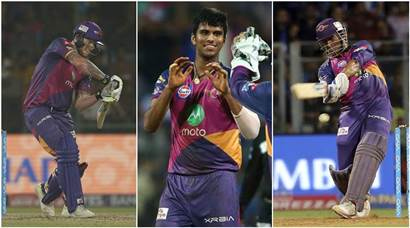 RPS vs MI: Rising Pune Supergiant's road to IPL 2017 final