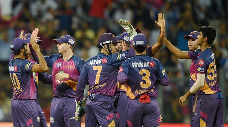 Sundar stuns Mumbai Indians as Rising Pune Supergiant progress to final