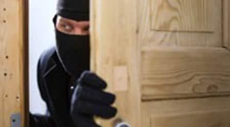 Burglars drill two-feet hole in Ghaziabad bank wall, empty 30lockers