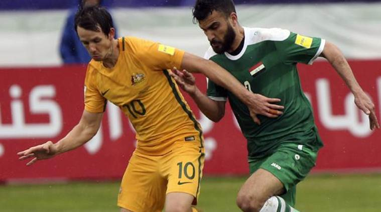 Robbie Kruse, Robbie Kruse news, Robbie Kruse updates, James Holland, James Holland news, James Holland updates, Chinese Super League, sports news, sports, football news, Football, Indian Express