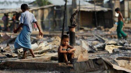 Rohingya Muslims, Rohingya violence, Indira Jaising, Indian advocate, UN fact finding mission