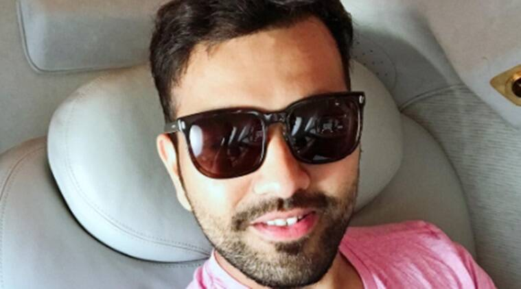 ICC Champions Trophy 2017, ICC Champions Trophy 2017 news, ICC Champions Trophy 2017 updates, Rohit Sharma, Rohit Sharma India. India Rohit Sharma, Rohit Sharma batting, sports news, sports, cricket news, Cricket, Indian Express