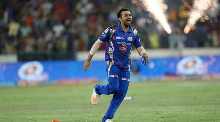 mumbai indians, rohit sharma, ipl final, ipl 2017 final, rohit sharma mi, rohit sharma yuvraj singh, yuvraj singh, mi vs rps, mumbai indians vs rising pune supergiant, mumbai vs pune, cricket news, cricket, sports news, indian express