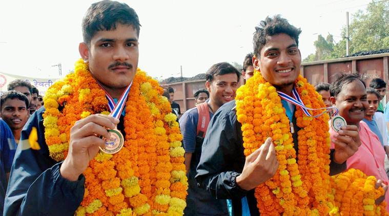 Rohit yadav, National Anti Doping Agency, NADA, stanozolol, World School Games Gold medallist 2016, Asian Youth Athletics Championship, AFI, Subrata Paul, Sushila Panwar, sports news, sport others news, indian express