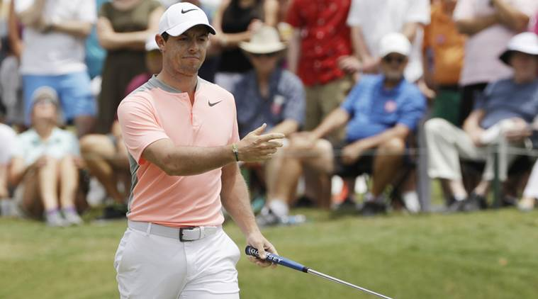Rory McIlroy, Rory McIlroy news, Rory McIlroy updates, Rory McIlroy injury, Memorial Tournament, Memorial Tournament news, Memorial Tournament updates, sports news, sports, golf news, Golf, Indian Express