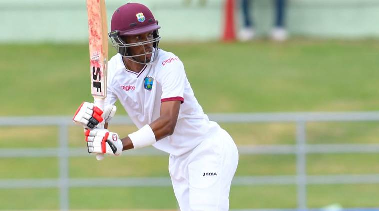 West Indies vs Pakistan, Pakistan vs West Indies, Pakistan West indies, Misbah-ul-Haq, Younis Khan, Yasir Shah, Roston Chase, Chase injury, sports news, sports, cricket news, Cricket, Indian Express