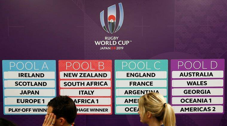 Rugby World Cup, England, France, Argentina, New Zealand, South Africa, rugby, sports news, Indian Express