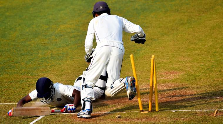 Cricket, Cricket wickets, Cricket dismissals, Cricket run-out, Cricket obstructing the field, bowlers, fielders, sports news, sports, cricket news, Cricket, Indian Express