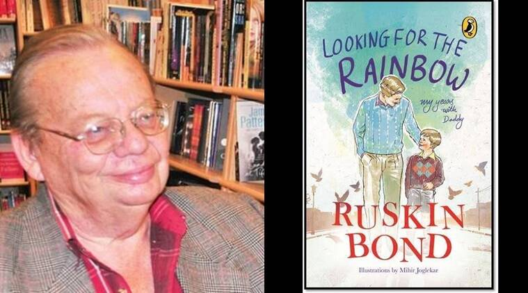 Ruskin bond, ruskin bond books, daddy dearest, book on father, best selling book in india, review of ruskin latest book, ruskin bond latest book, reading, best author, latest book, indian express, indian express news