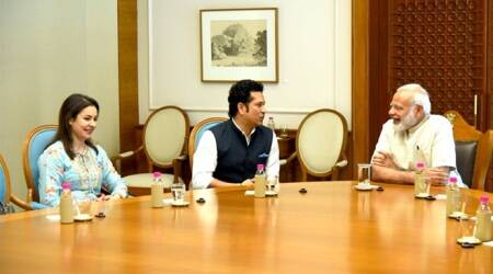 Sachin A Billion Dreams: From meeting PM Modi to special screening, Sachin Tendulkar is promoting his biopic with vigour