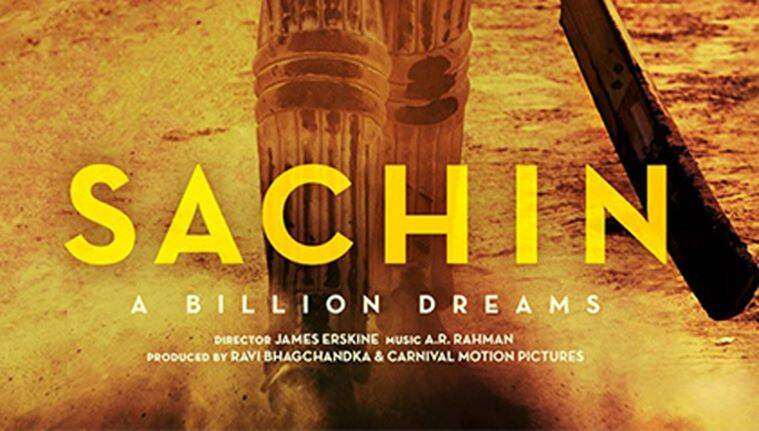 Sachin: A Billion Dreams to premiere with screening for Indian armed forces