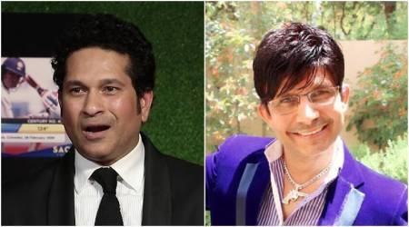 Sachin A Billion Dreams: Kamaal R Khan trolls Sachin Tendulkar, says can't 'jhelo' biopic