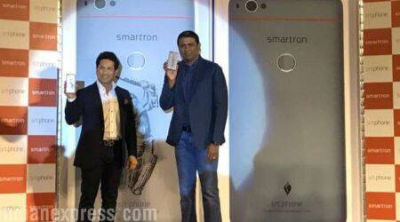 Sachin Tendulkar launches Smartron srt.phone in India: Price, specs and features
