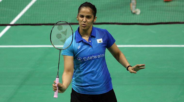Saina Nehwal, PV Sindhu, Kidambi Srikanth, Glasgow World Championships, Badminton news, Indian Express