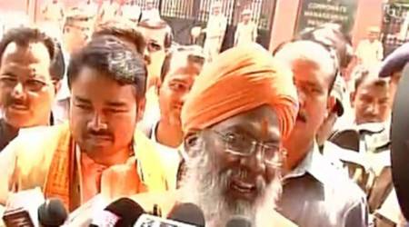 No power on earth can stop construction of Ram temple in Ayodhya: SakshiMaharaj
