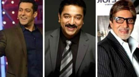 Salman Khan was better than Amitabh Bachchan in Bigg Boss: KamalHaasan