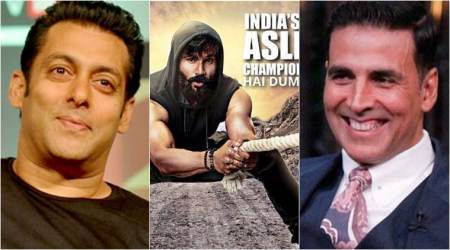Salman Khan, Akshay Kumar are all praise for Suniel Shetty's India's Asli Champion, watch video