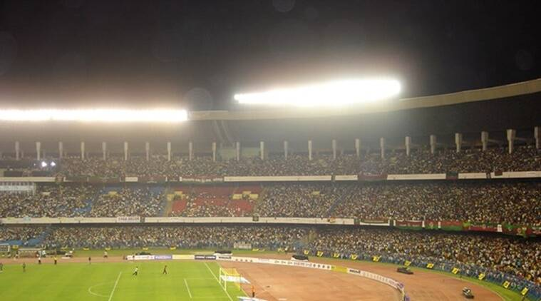 fifa u17 world cup, u17 world cup, salt lake stadium, salt lake stadium fifa wc, kolkata football, footall news, sports news, indian express