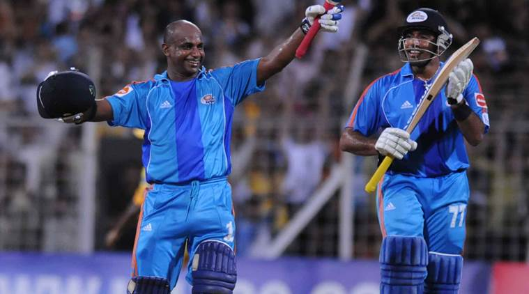 Sanath Jayasuriya, Sanath Jayasuriya Mumbai Indians, Mumbai Indians Sanath Jayasuriya, Sanath Jayasuriya hundred, Sanath Jayasuriya ton, sports news, sports, cricket news, Cricket, Indian Express