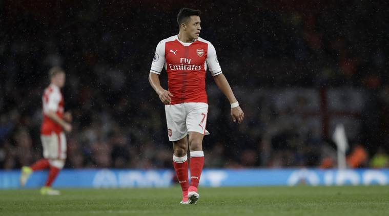 Alexis Sanchez, Alexis Sanchez Arsenal, Arsenal Alexis Sanchez, Alexis Sanchez news, Alexis Sanchez matches, Alexis Sanchez goals, sports news, sports, football news, football, Indian Express