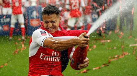 Alexis Sanchez leaves big hint towards Arsenal exit