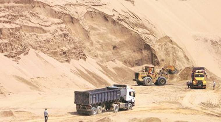 Punjab considers auctioning sand mines in clusters