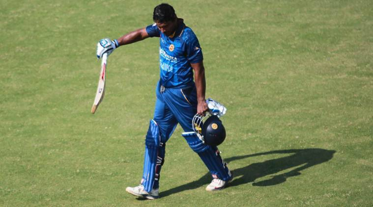 Mathews likely to Lanka's Champions Trophy opener