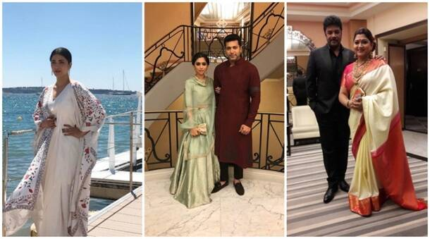 Shruti haasan, Sangamithra, Shruti haasan cannes 2017, Sangamithra Cannes 2017 pics