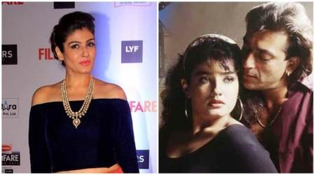 Had a huge crush on Sanjay Dutt, says Shaab actor Raveena Tandon