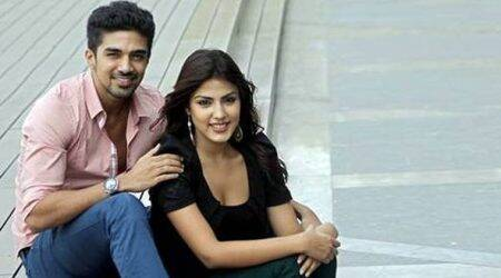 It's always easy to work with Rhea Chakroborty: Saqib Saleem