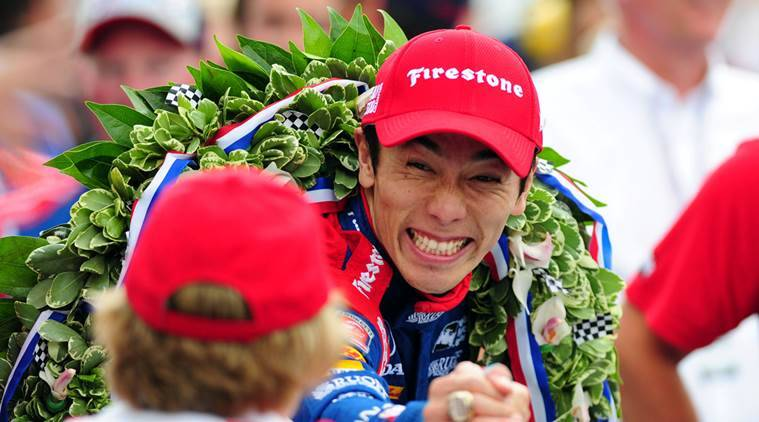 Takuma Sato, sato, indy 500, Indianapolis 500, Fernando Alonso, alonso, motor racing, sports news, indian express