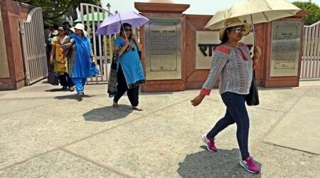 national capital, delhi, delhi weather, weather forecast, temperature, weather news, indian express news