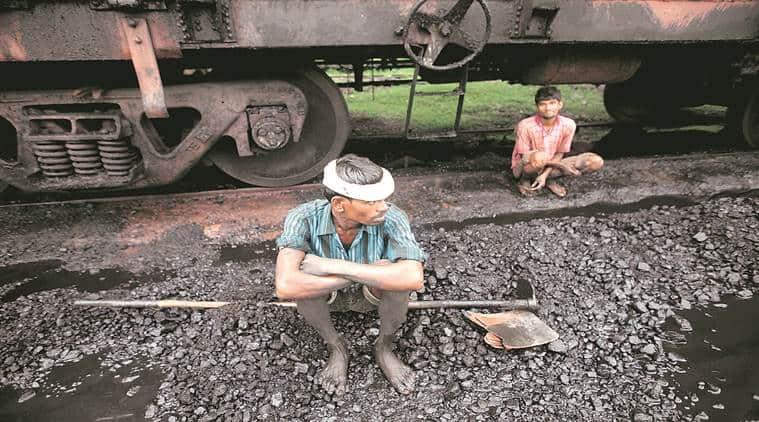 jharia, Jharia Coalfields, jharkhand coalfields, jharkhand coal mine, jharia railways, india news, indian express news