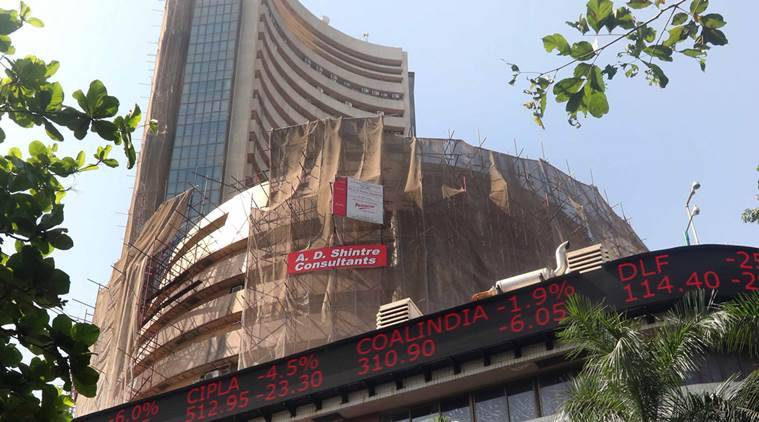 sensex, nifty, stock market, BSE sensex, NSE nifty, share market, market news, business news, indian express news