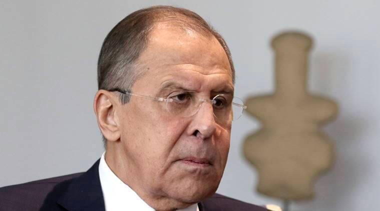Russia, Sergei Lavrov, Russian foreign minister Sergei Lavrov, Russia ISIS, ISIS, World news, Indian Express