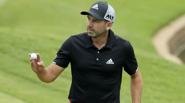 Sergio Garcia, Sergio Garcia news, Sergio Garcia updates, Sergio Garcia matches, Sergio Garcia points, sports news, sports, golf news, Golf, Indian Express