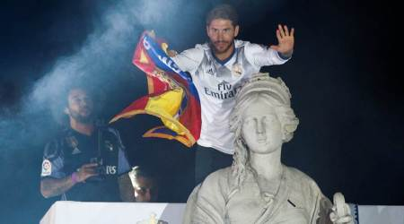Real Madrid's Sergio Ramos releases debut rap composition