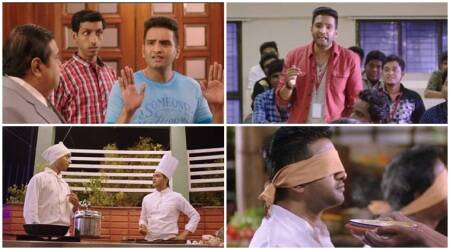 Server Sundaram trailer: This could be Santhanam's big ticket to A-list films inKollywood