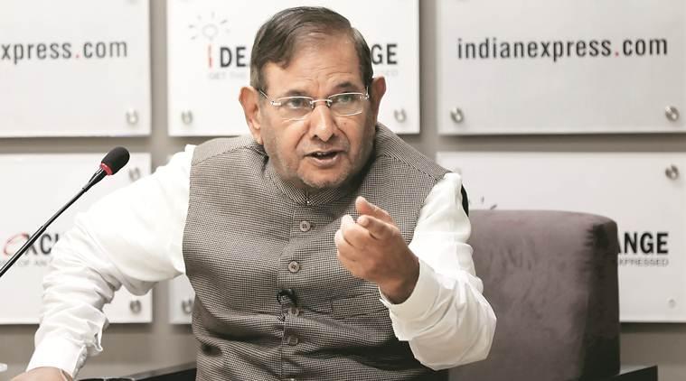 JD(U) crisis, JD(rift), Nitish Kumar, Sharad Yadav, Rajya Sabha, Bihar grand alliance, BJP, india news, indian express