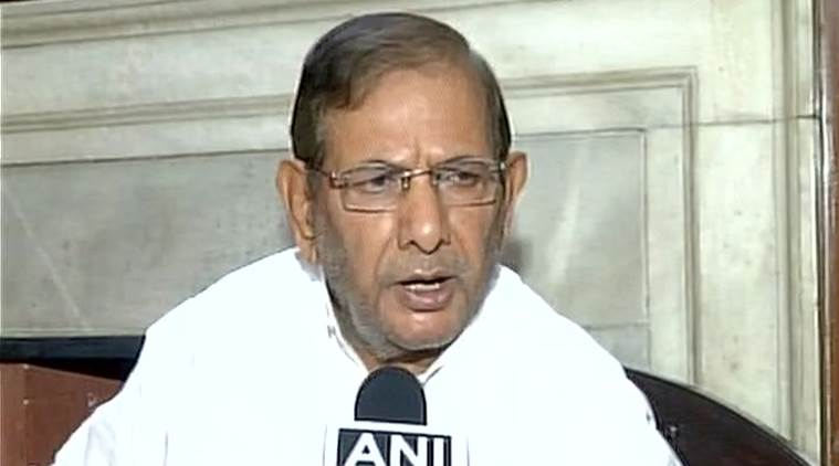 jdu news, sharad yadav news, india news, indian express news