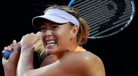 Maria Sharapova handed wild card for Rogers Cup in Toronto